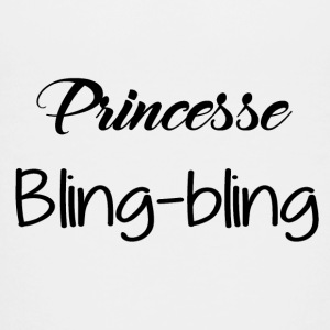 bling Prinzessin - Teenager Premium T-Shirt