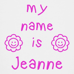 My Name Is JOAN - Teinien premium t-paita