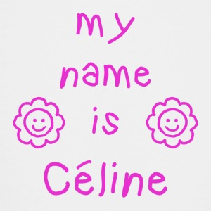 CELINE MIJN NAAM IS - Teenager Premium T-shirt
