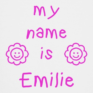 EMILIE MEIN NAME - Teenager Premium T-Shirt