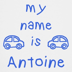 ANTOINE MY NAME IS - Teenage Premium T-Shirt