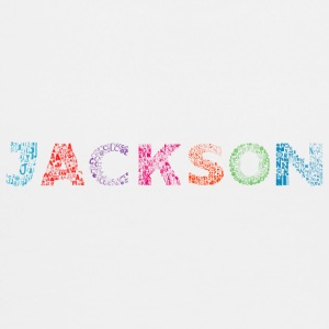 Jackson Letter Name - Teenager Premium T-Shirt