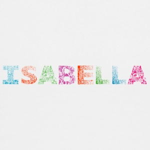Isabella Briefname - Teenager Premium T-Shirt