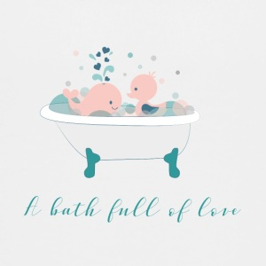 Bath of love - Teenage Premium T-Shirt