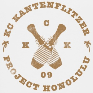 Project Honolulu brown - Teenage Premium T-Shirt