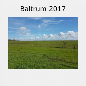 Baltrum - Premium-T-shirt tonåring