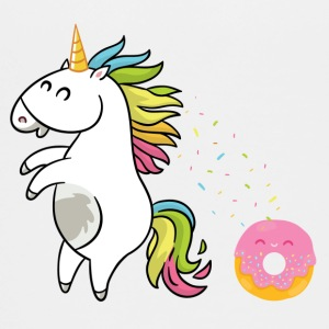 Unicorn Donut - Teenager Premium T-Shirt