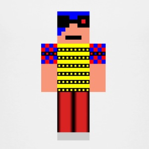 Minecraft man - T-shirt Premium Ado