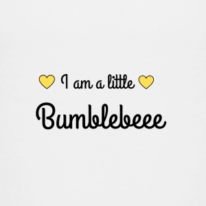 I am a little bumblebeee - Teenage Premium T-Shirt