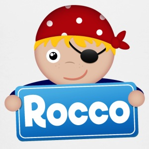 Little Pirate Rocco - Premium-T-shirt tonåring