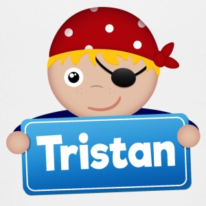 Kleine Piraat Tristan - Teenager Premium T-shirt