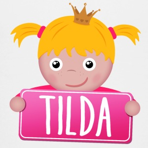 Little Princess Tilda - Teenage Premium T-Shirt