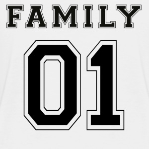 FAMILY 01 - Black Edition - Teenager Premium T-Shirt