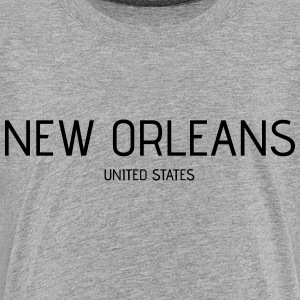 New Orleans - Teenager Premium T-shirt