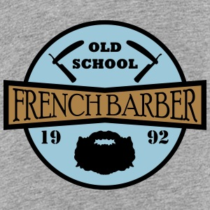 FRENCH BARBER - Teenage Premium T-Shirt