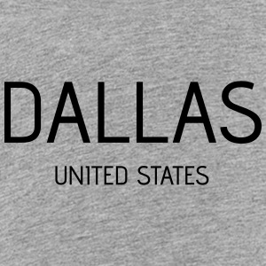 Dallas - Premium-T-shirt tonåring
