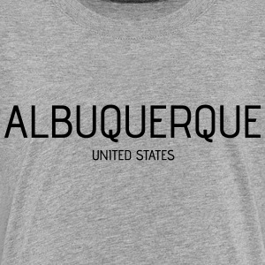 Albuquerque - Teenager Premium T-shirt