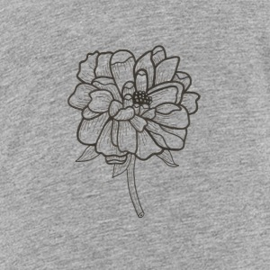 Flower Power - Premium-T-shirt tonåring