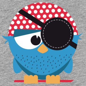 Birdie pirate - Teenage Premium T-Shirt