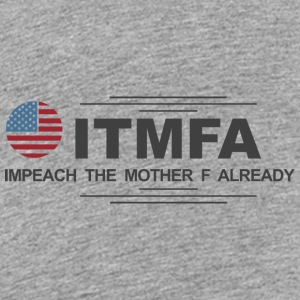 ITMFA - Teenage Premium T-Shirt
