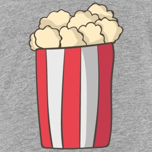 popcorn - Teenager Premium T-shirt