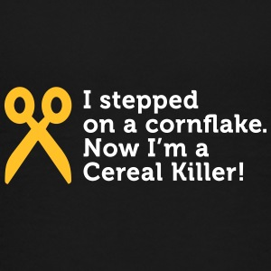 I'm A Cereal Killer! - Teenage Premium T-Shirt