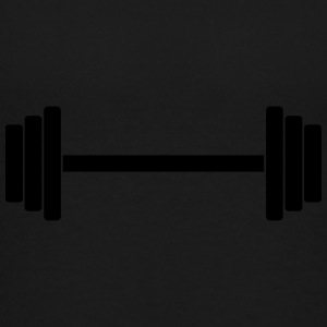 dumbbell 1c - Teenager premium T-shirt