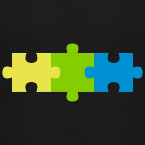 puzzle - Teenage Premium T-Shirt