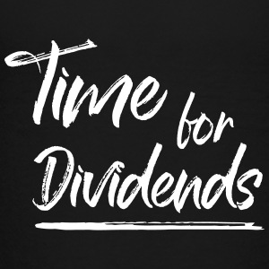 Time for Dividends - Teenage Premium T-Shirt
