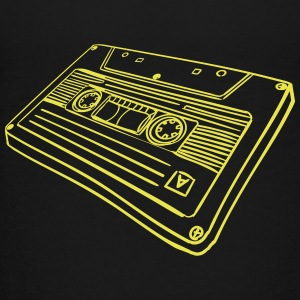 kassette - Teenager premium T-shirt