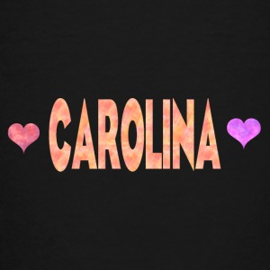 Carolina - Camiseta premium adolescente