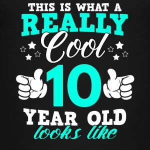This is what a really cool 10 year old looks like - Teenage Premium T-Shirt