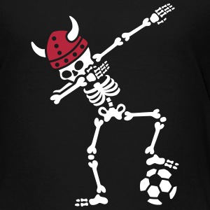Denmark dab dabbing skeleton soccer football