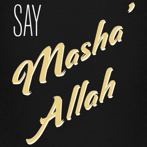 MashaAllah - Teenager premium T-shirt