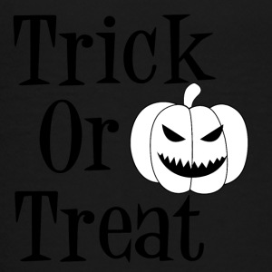 Trick or Treat Kürbis Kürbislaterne Halloween - Teenager Premium T-Shirt