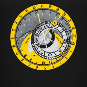 Sundial Solar eclipse Solar eclipse horoscope - Teenage Premium T-Shirt