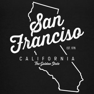 San Francisco Californie - Teenager Premium T-Shirt