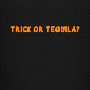 trick or tequila tee shirt - Teenage Premium T-Shirt