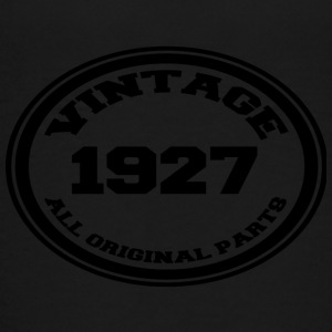 Født 1927 - Teenager premium T-shirt