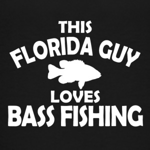 Forida bassfishing - Teenager premium T-shirt