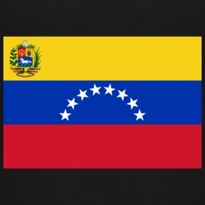 National Flag Of Venezuela - Teenage Premium T-Shirt
