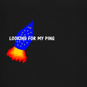 Looking for my PING - Premium-T-shirt tonåring