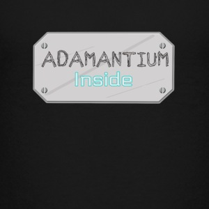Adamantium it can't be broken - Teenage Premium T-Shirt