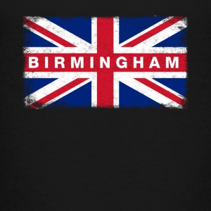 Birmingham Shirt Vintage United Kingdom Flagge - Teenager Premium T-Shirt