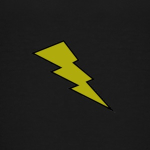 lightening bolt - Teenage Premium T-Shirt