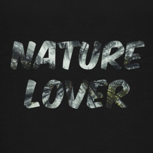 Nature Lover - naturelskere - Teenager premium T-shirt