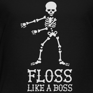 Floss like a Boss dance flossing dance skelett