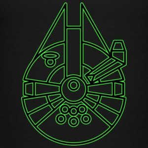 Millenium Falcon - Teenage Premium T-Shirt