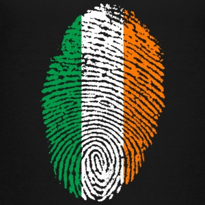 Fingerprint - Ireland - Teenage Premium T-Shirt