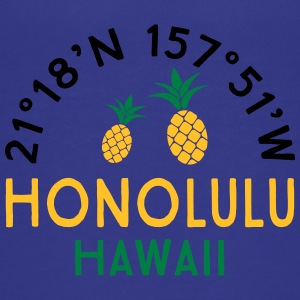 Honolulu - Teenage Premium T-Shirt